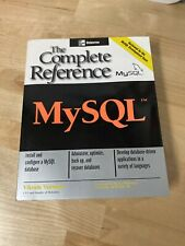 MySql: the Complete Reference by Seidman Free Shipping C8