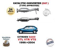 FOR CITROEN SAXO 1.6 VTL VTR VTS NEW CATALYTIC COVERTER CAT
