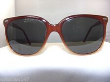 Vintage Maui Jim CAT EYE Frame with Solid Grey 70% Lenses 100% UV PROTECTION