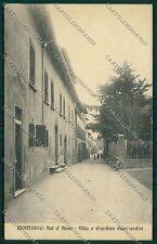 Pisa Montopoli Val d'Arno cartolina QQ3237