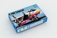 Trumpeter 03910 1/144 F-14A Tomcat