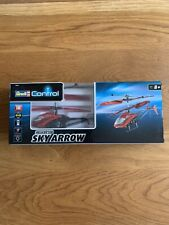 """Revell 2 Channel Remote Control Helicopter """"SKY ARROW"""" - Electronic Gyroscope"""