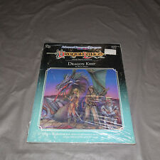 DLE3 Advanced D&D Dragon Lance DRAGON KEEP 9245 - 1989 TSR
