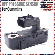 Diesel Engine Egr Delta Dpf Pressure Sensor For Cummins Isb 6.7L Oem 2872424