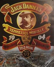 Jack Daniels 16x20 St. Louis Fair Poster 1998 Whiskey Liquor Booze