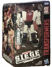 Hasbro Transformers Generations War for Cybertron Deluxe WFC-S35 Red Alert...