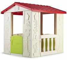 Feber 800012380 Casetta da Gioco Happy House, Multicolore