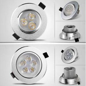 LED Downlight Recessed AC220V LED Ceiling Downlight Dimmable LED Spot Light