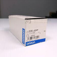 Omron E3C-JC4P Photoelectric Sensor Switch Amplifier NIB