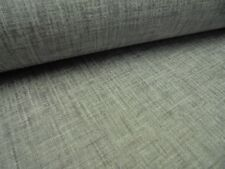 Arthouse Linen Textured Mid Grey Quality Feature Wallpaper 676007