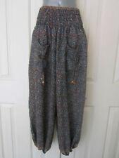 Harem Floral Pants for Women
