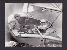 Photo~ MR HOBBS TAKES A VACATION ~1962 ~James Stewart ~Child actor Michael Burns