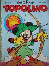 Topolino n°1642 [G.273] - BUONO –