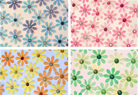 25 Paper Daisy Flower Embellishments - Card Making, Card Toppers 2.5cm