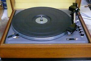 ELAC Miracord 40 Stereo-Plattenspieler Vintage!