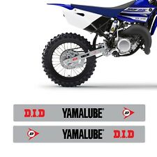NEW SWING ARM GRAPHICS  2002 to 2018 YAMAHA YZ85 RENTHAL D.I.D