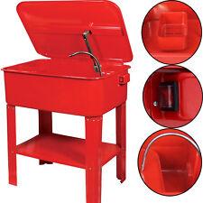 80L Teilewaschgerät Wanne Waschgerät Waschmaschine Teilereiniger mit Pumpe
