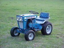 Ford Lawn Tractor Parts & Service Manuals LGT100-195 CD^