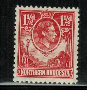 Northern Rhodesia #29 1938-42 MH