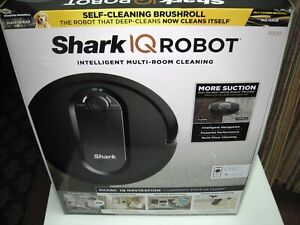 NEW Shark IQ Robot R100/RV1000 WiFi & Voice-Enabled Home Mapping Vacuum Pet Hair
