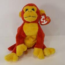 TY BEANIE BABIES CHOPSTIX 2003 Monkey