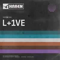 HAKEN - L+1VE   BLACK VINYL LP+CD NEU