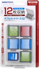 Gametech JAPAN Nintendo 3DS Official Licensed Game Software Card Case 12