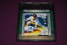 ALL-STAR BASEBALL 2000 - Realtime/Acclaim - Jeu Baseball Game Boy Color GBC EUR