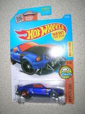 Hot Wheels Blue Card Ford Diecast Racing Cars
