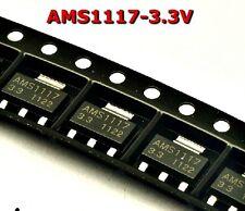 5pcs x AMS1117 LM1117 3.3V 1A SOT-223 Voltage Regulator for Zigbee, 3.3V Arduino