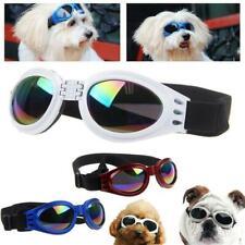 Pet Dog UV Sunglasses Sun Glasses Glasses Goggles Eye Wear NEW