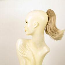 Hairpiece ponytail 11.02 light blond wick very light blond 9/15t613