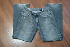 MENS BUFFALO GAME BOOTCUT JEANS SIZE 32