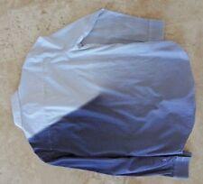$445 Auth EMPORIO ARMANI Man Digital DOTS Cotton Woven SHIRT Size 17/ 43