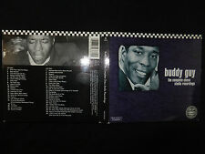 RARE 2 CD BUDDY GUY / THE COMPLETE CHESS STUDIO  RECORDINGS /