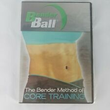 Leslie Bender Ball Method Of Core Training Dvd New In Package )