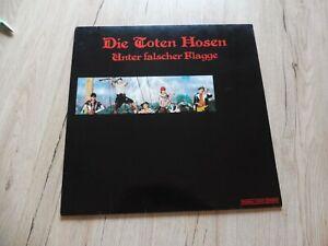 Die Toten Hosen–Unter Falscher Flagge - LP