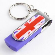 Ricco 8 GB Union Jack Novelty Flags USB 2.0 High Speed Flash Memory Drive