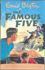 FIVE HAVE MYSTERY TO SOLVE Enid Blyton New! paperback 1997 Childrens Collectable
