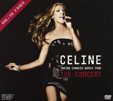 CELINE DION Taking Chances World Tour Live CD & DVD NEW 2010