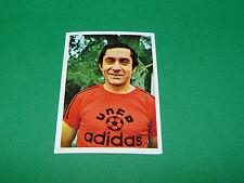 127 C. MONTES AGEDUCATIFS PANINI FOOTBALL 1974-75 AS MONACO LOUIS II 74 1975