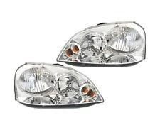 Suzuki Forenza 05-08 Headlight Lamp With Bulb Pair Set