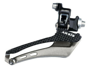 Microshift ARSiS Carbon 2X10/11Spd Brazed On Front Derailleur