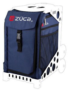 ZUCA Sports Insert Bag MIDNIGHT - NEW - No Frame - FREE FAST Shipping!!!