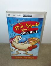 The Ren & Stimpy Show Volume 1 The First Ten Cartoons (PSP UMD 2005) Comedy