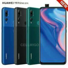 "HUAWEI Y9 Prime 2019 (128GB,4GB) 6.59"" Dual SIM GSM Unlocked US + Global 4G LTE"