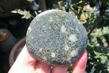 Preseli Bluestone Healing Crystal British palm stone The Stonehenge Stone 76.8g