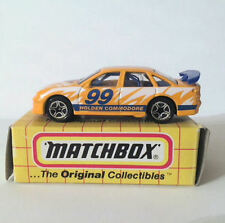 Matchbox MBX 1998 MB64 Holden Commodore Yellow Orange China