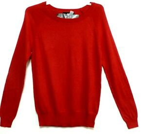New without Tags!  Mossimo Men's Currant Red Lightweight Sweater Sz S (34-36)