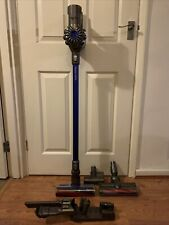 Dyson V6 Fluffy Cordless Vacuum Cleaner,handheld Hoover,with Charger
